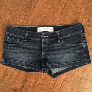 NWOT Gilly Hicks Sydney Cheeky Jean Shorts